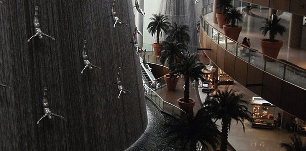 one-of-the-most-prominent-features-in-the-mall-is-this-huge-waterfall