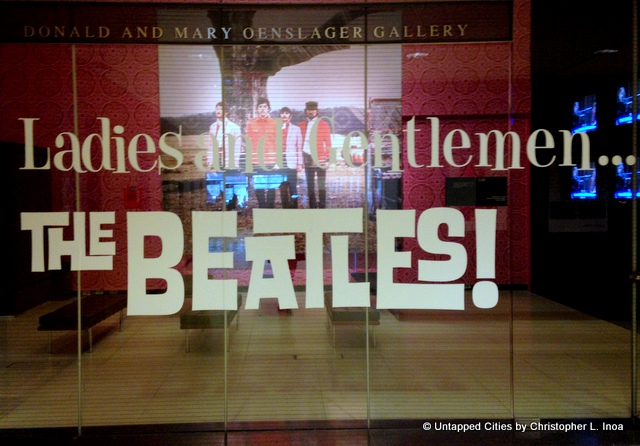 The-Beatles-Beatlemania-NYC-UntappedCities-NYPL-Performing-Arts-Donald-and-Mary-Oenslager-Gallery-Christopher-Inoa