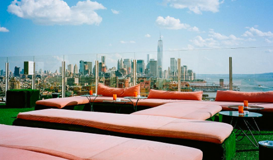 Top 5 Rooftops de Nova York | Baunilha Edition